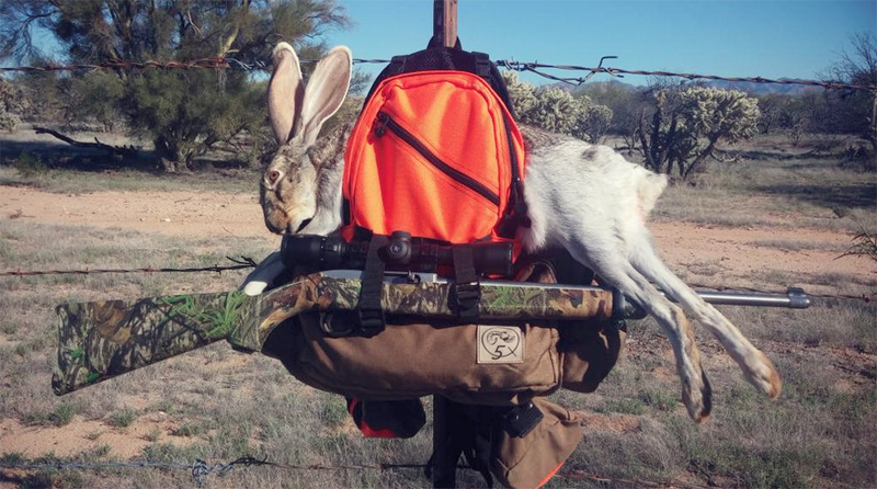 The Q5 Outdoors Centerfire Upland Vest. This isn't your ordinary bird vest and I'm not your ordinary hunter. - From John O'Dell - twitter.com/sciurushunter