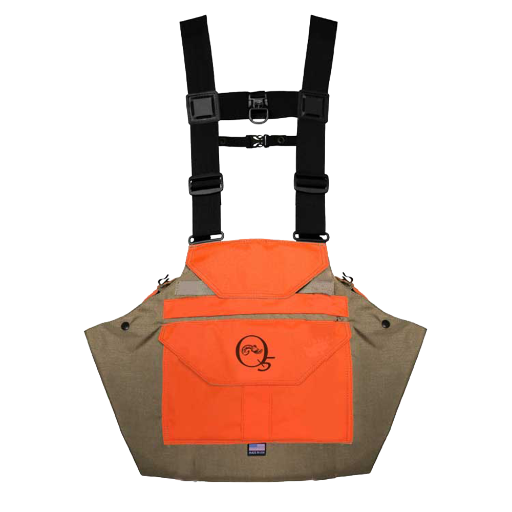 minimal hunting vest